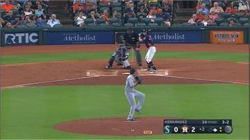 MLB/太空人攻21分只挨1安打!創下百年紀錄
