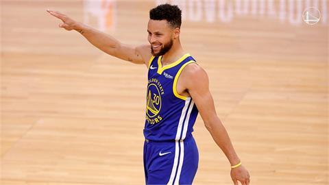 NBA/柯瑞第二度連2場至少10記三分球 NBA第一人