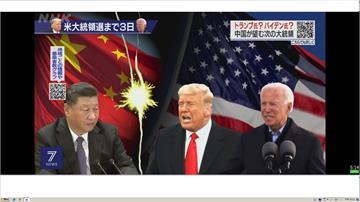 美選過後對中政策? NHK:預期維持緊繃