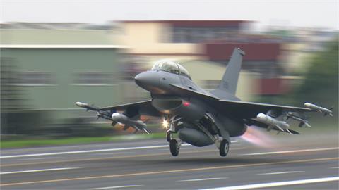 因應台海情勢升溫 美研擬提前交付F-16V給台灣