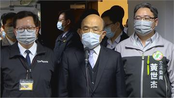 快新聞/蕭美琴出席拜登就職打臉酸民 蘇貞昌:是台灣40多年來的努力
