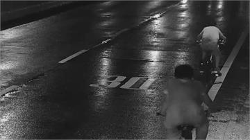 鐵馬驚魂記!花蓮2童迷航深夜離家10公里「警發現助返家」