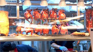 桃機二航廈美食街開幕 駐21家異國美食進駐