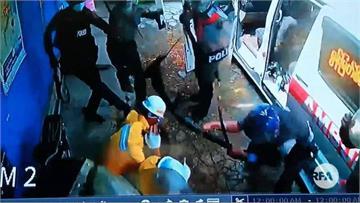 緬甸鎮壓示威手段兇殘 軍警爆打醫護畫面曝光