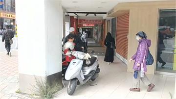 """糗大了!網路""""公開招租""""騎樓攤位...   警局小編盯上PO留言"""