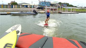 夏天就是要玩水!遊艇業者推多元海上活動