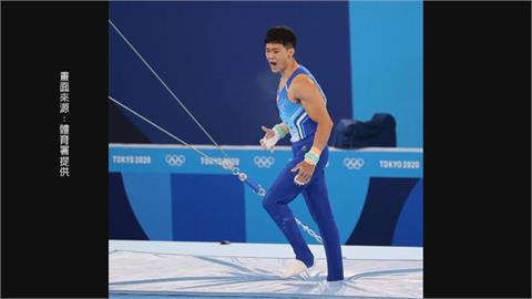 唐嘉鴻放棄世錦賽 備戰體操新規則邁向亞奧運