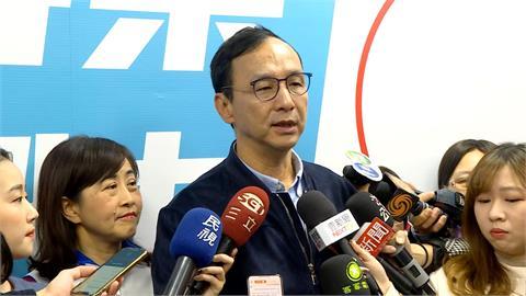 快新聞/江啟臣暗酸「之前怎不出來」 朱立倫:江主席這兩天可能心情不是很好