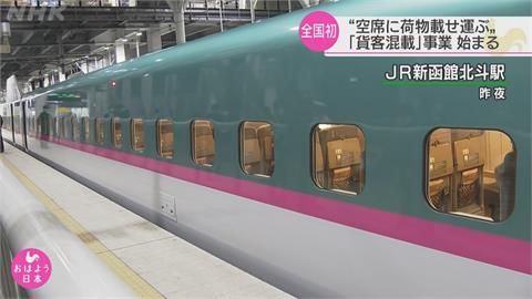 鐵路運輸載客量大減!活用閒置空間運輸蔬果 開創營運新方向