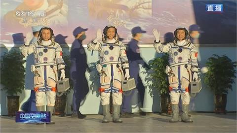 中國神舟12號太空船升空 3太空人預計9月返回