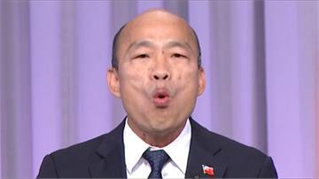 韓國瑜稱去年1.4萬人死於肺腺癌 衛福部:講話不能昧於事實