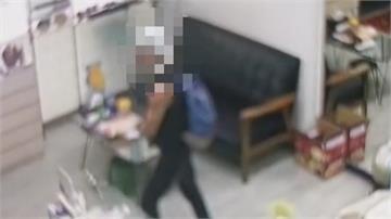 眼鏡行內10秒偷8200元警調監視器火速逮竊賊