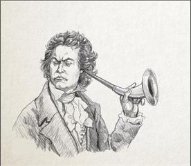 顛覆樂界認知!「對話本」證明貝多芬可能沒聾?