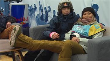 腳踝骨折仍奪銀牌!冬奧雪板金牌耐力驚人