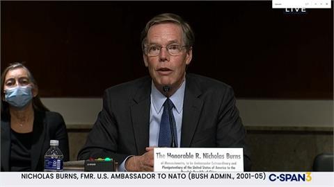 美國準駐中大使不信任中國!伯恩斯盼以香港為戒 協助強化台灣戰力