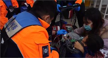 快新聞/台南YMCA游泳池一氧化碳外洩 3大人12小孩身體不適送醫