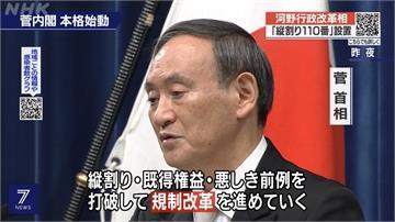 日媒:民信賴他的人品 菅義偉支持率高達74%