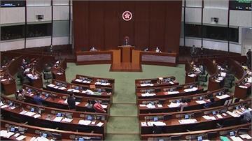 香港國歌法二讀辯論 親中派:可培養愛國精神