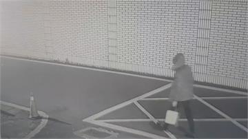 員工摸黑翻牆闖入前公司 劫走百萬拆監視器