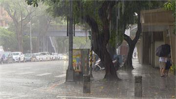 生成爆發期可能延到九月上旬 太平洋高壓變又胖又長  颱風不容易發展