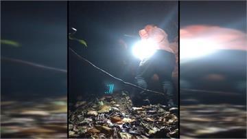 屏東驚傳輕航機墜地起火  機上2人不幸罹難