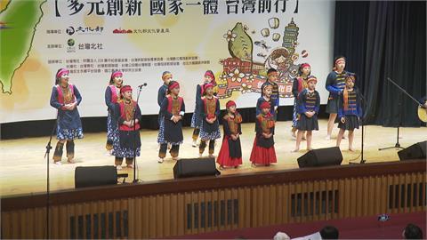 北社「台灣文化日」  民間合唱團共譜音樂饗宴