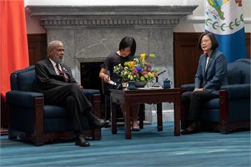 快新聞/台灣與貝里斯簽署3項條約協定 外交部:進一步提升兩國關係