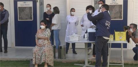 AZ疫苗引發安全隱憂 巴西停向孕婦施打