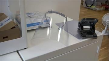 確保醫護資源夠用!丹麥3D列印公司產能全開製面罩