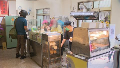 老字號早餐店重新開幕 遇佛心房東降租5千 老闆直呼「好幸運」