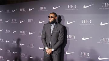NBA第一潮男!詹姆士獲時尚界兩大獎