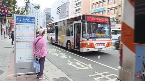 快新聞/北市市區公車、計程車及捷運推「簡訊實聯制」 上車掃一下紀錄足跡