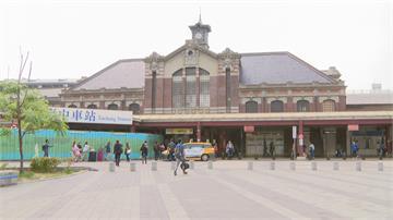 全國唯一! 台中火車站「三代同堂」留日治遺址鐵道迷新亮點