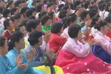 北朝鮮射不射? 建國69年紀念日平壤各地慶祝
