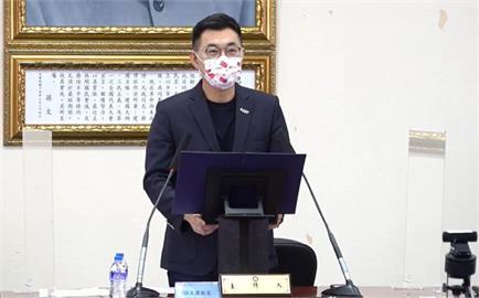 快新聞/國民黨主席改選延後! 江啟臣:期望在疫情平穩後完成