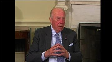美國前國務卿舒茲逝世 享崧壽100歲
