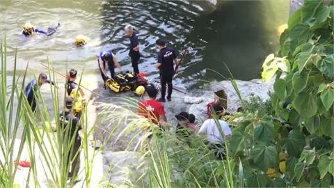 母親節憾事 7歲童 27歲男溺水無生命跡象
