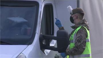 高傳染力!英國武肺變種病毒快速擴散 法國現首例感染者