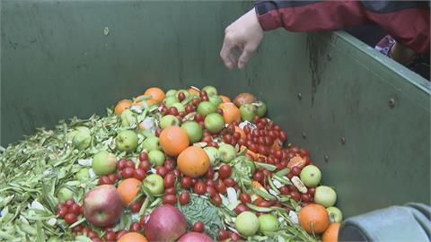「三重水果奶奶」撿菜市場爛水果變賣 衛生局介入調查