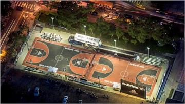 每坪930萬!台北101旁「全台最貴籃球場」熄燈