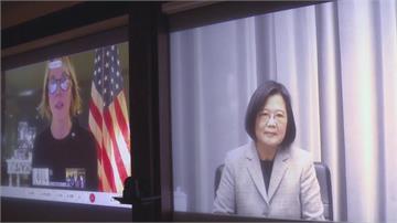 台美關係升溫!克拉夫特視訊蔡總統 喊話:美國永遠和台灣站一起