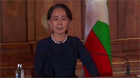 翁山蘇姬遭政變拘捕 5/24將首次親自出庭應訊