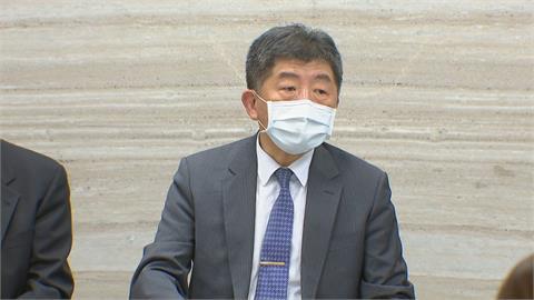 快新聞/AZ疫苗陸續配送完成 陳時中:今晚宣布開打時程