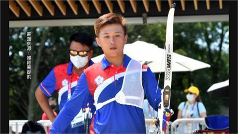 東奧射箭女子個人賽 雷千瑩64強遭淘汰