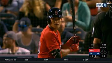 MLB/林子偉先發敲安打 胡智為1局失3分吞敗投