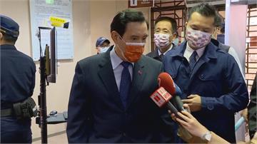 快新聞/連勝文拋「黨主席不能選總統」 馬英九:黨章沒有規定