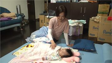 高醫研究!嬰兒猝死多因「跟爸媽睡」、「趴睡」