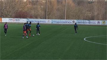 不停擺繼續打!白俄羅斯足球、冰球賽事持續進行