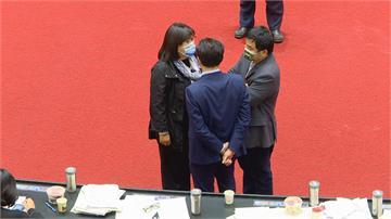 遭王美惠批「陷於不義」 傳某跑票綠委當面致歉