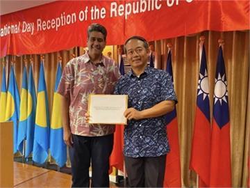快新聞獨家/帛琉總統頒布新法令「承認高端疫苗」 接種2劑者前往旅遊不受限制